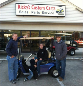 Ricky's Custom Carts of Suffolk Virginia